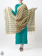 Shop Online Pure Mangalagiri Cotton Dupatta_2