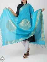 Shop Online Handloom Designer dupattas_147