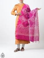 Shop Online Hnadloom Designer dupattas_100