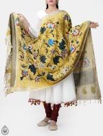 Shop Online Hand Painted Pure Cotton Dupatta