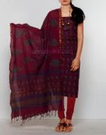 Online Rajkot Cotton Salwar Kameez_130