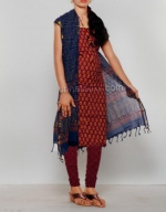 Online Rajkot Cotton Salwar Kameez_131