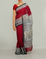 Online Rajkot Cotton Sarees_183