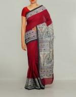 Online Rajkot Cotton Sarees_183