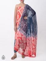 Shop Online Pure Cotton Salwar Kameez with Jaipuri Prints_1