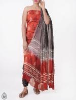 Shop Online Pure Cotton Salwar Kameez with Jaipuri Prints_8