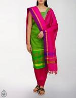 Shop Online Handloom Salwar Kameez_11
