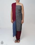 Shop Online Handloom Salwar Kameez_131