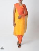 Shop Online Handloom Salwar Kameez_135