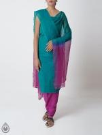 Shop Online Handloom Salwar Kameez_137