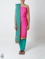 Shop Online Handloom Salwar Kameez_140