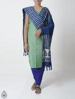 Shop Online Handloom Salwar Kameez_141