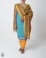 Shop Online Handloom Salwar Kameez_145