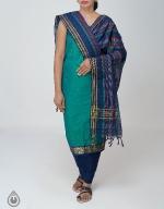 Shop Online Handloom Salwar Kameez_149