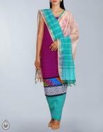 Shop Online Handloom Salwar Kameez_15