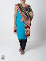 Shop Online Handloom Salwar Kameez_179
