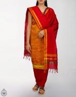 Shop Online Handloom Salwar Kameez_1