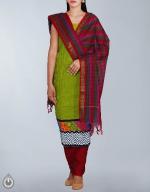 Shop Online Handloom Salwar Kameez_22