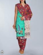 Shop Online Handloom Salwar Kameez_23