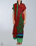 Shop Online Handloom Salwar Kameez_34