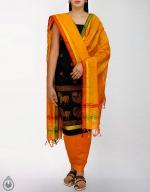 Shop Online Handloom Salwar Kameez_5