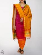 Shop Online Handloom Salwar Kameez_6