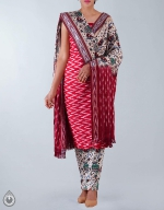 Shop Online Handloom Salwar Kameez_77