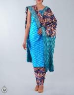 Shop Online Handloom Salwar Kameez_79