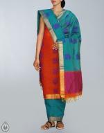 Shop Online Handloom Salwar Kameez_81