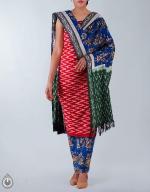 Shop Online Handloom Salwar Kameez_88