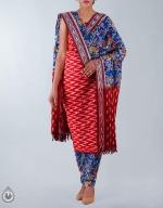 Shop Online Handloom Salwar Kameez_94